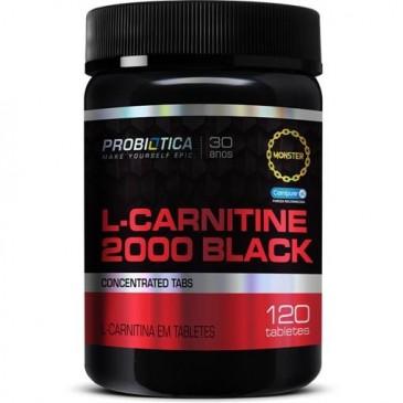 L-Carnitine 2000 Black - Probiótica